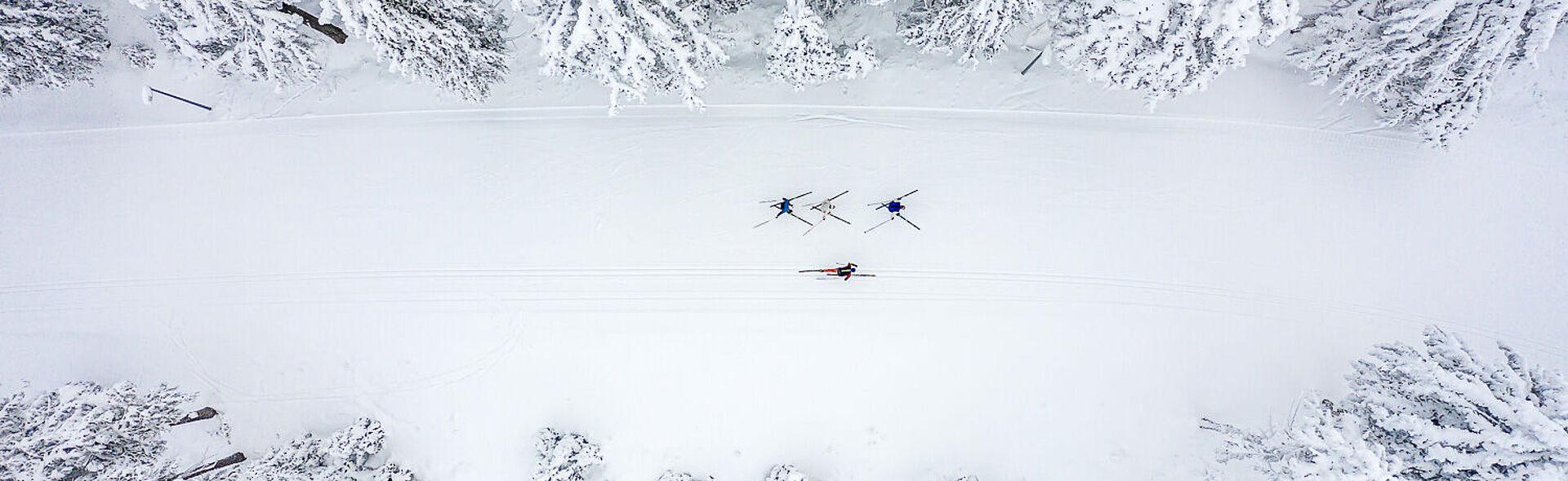Oberwiesenthal Fichtelberg Trainingszentrum Skilanglauf Biathlon Nordische Kombination